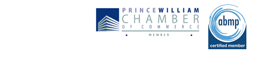 Member of Prince William Chamber of Commerce and Associated Bodywork & Massage Professionals